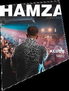 hamza saucegod showcase klubb metz