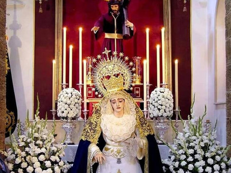SOLEMNE FUNCION PRINCIPAL Y BESAMANOS A MARIA STMA. DE LA SALUD