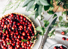 Eating over the holidays: being present and enjoying the moment!