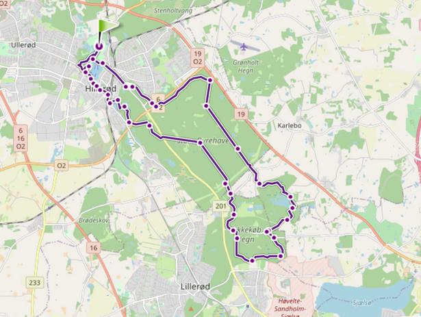 27 km