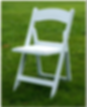 Kelli's Party Rentals, White_Resin_Folding_Wedding_Chair_1052_g