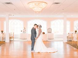 The Bradford Estate Wedding, Hainesport, NJ   Tanisha & AJ