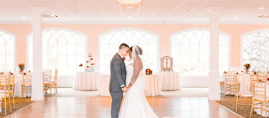 The Bradford Estate Wedding, Hainesport, NJ | Tanisha & AJ