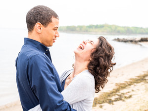 Greentree Country Club in New Rochelle, NY - Couple's Shoot with Craig and Danika