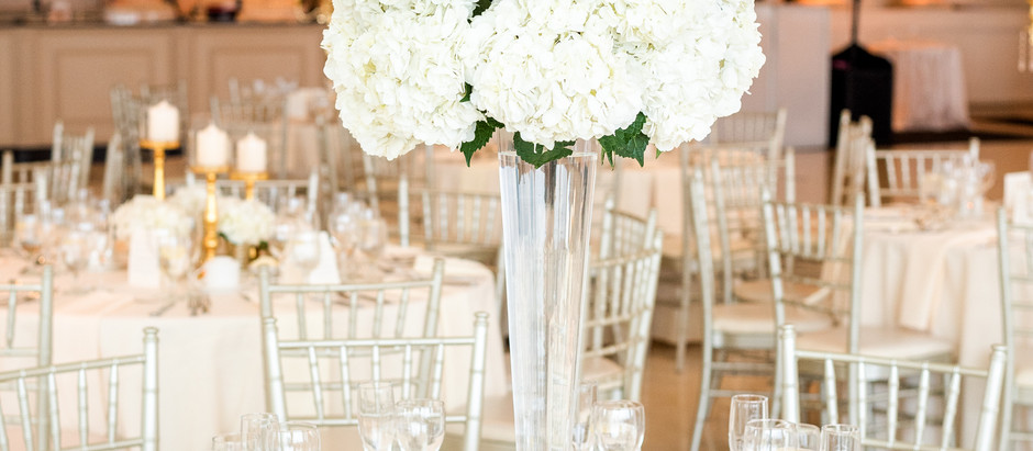 Greentree Country Club in New Rochelle, NY with Mayuri's Floral Design