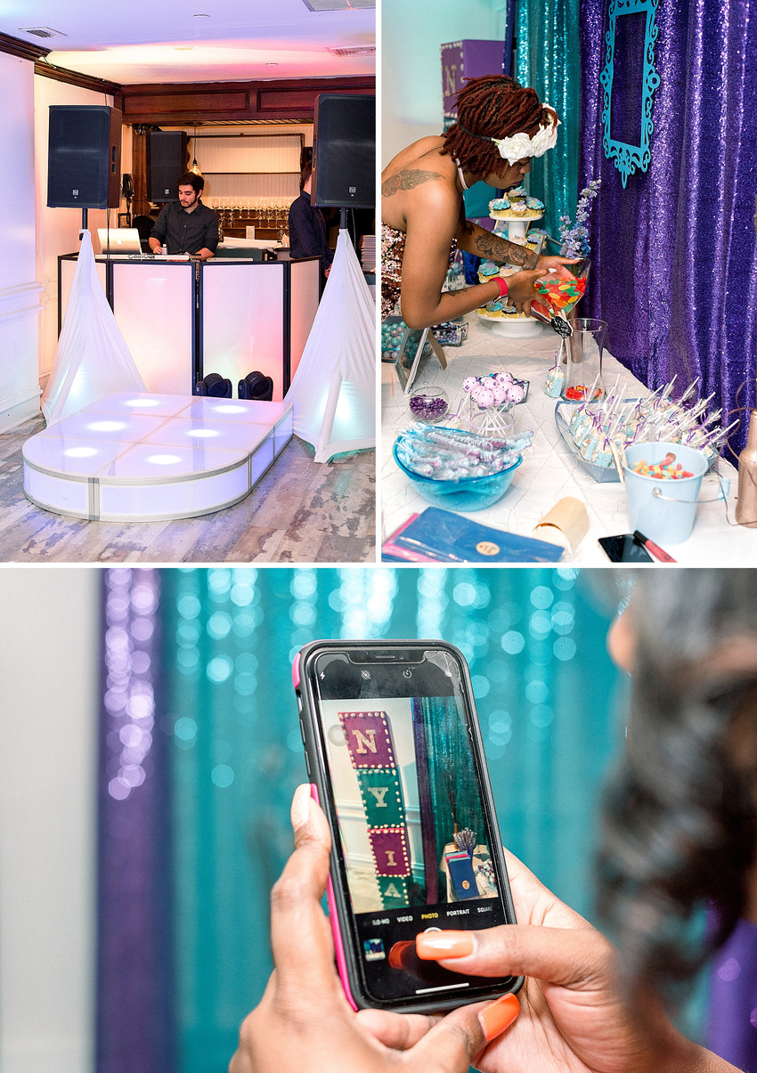 Event photography at Dia & Noche in Yonkers NY