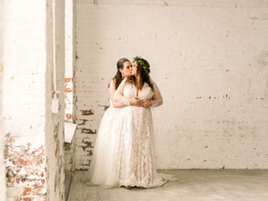 The Art Factory Wedding, Paterson, NJ   Christy & Kelly