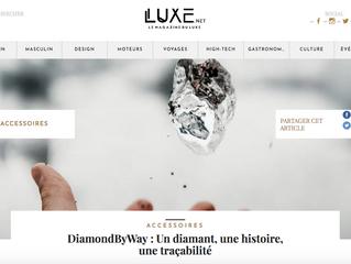 DiamondByWay : Un diamant, une histoire, une traçabilité
