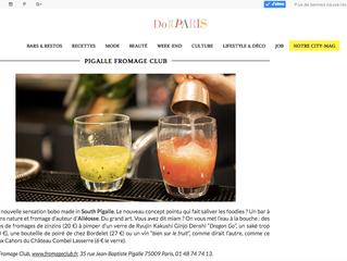 Nouveau concept pointu : Le Pigalle Fromage Club