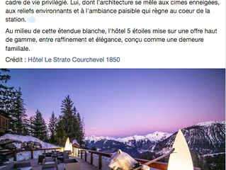 Le Strato, So Courchevel !