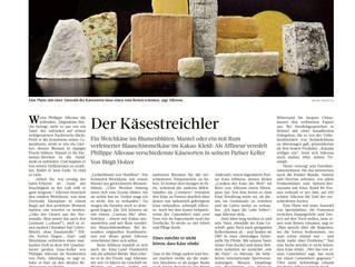 Alléosse, la presse allemande en parle