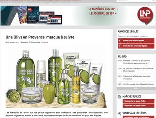 Une Olive en Provence, marque à suivre