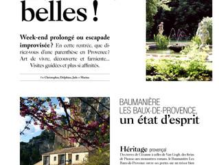 Douce Provence à Baumanière