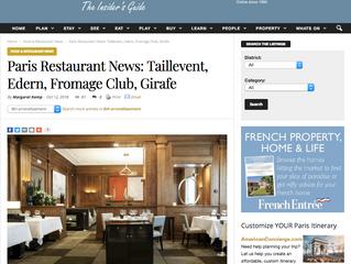 Les fromages Alléosse au Pigalle Fromage Club