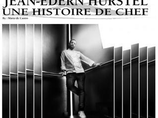 Interview de Jean-Edern Hurstel dans le magazine Soon