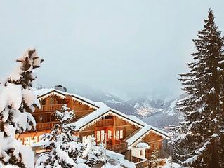 Le Strato, a Dreamlike Winter Getaway
