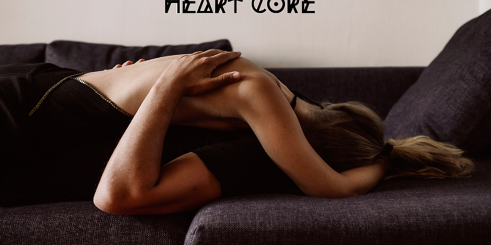 Heart Core - Embodied Expression and Emotional Awareness for Couples