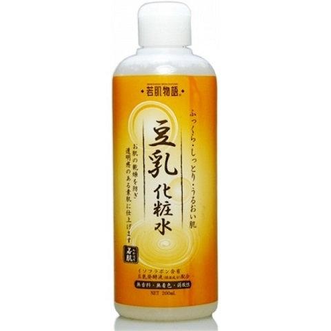 Wakahada-Monogatari Лосьон для лица с Соевым молоком
