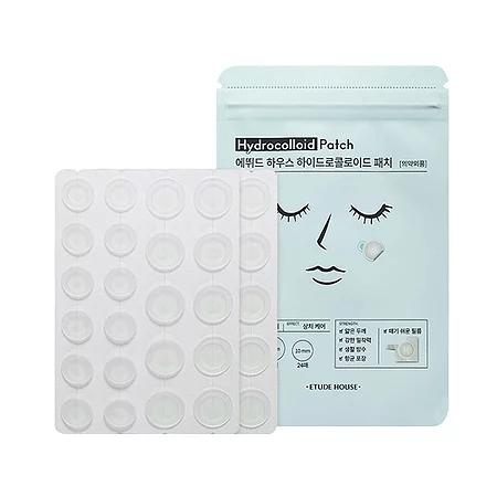 Hydrocolloid Patch Гидро-коллойдные точечные патчи от прыщей