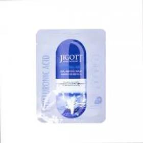 Jigott Real Ampoule Mask Hyaluronic Acid Маска для лица с гиалуроновой кислотой
