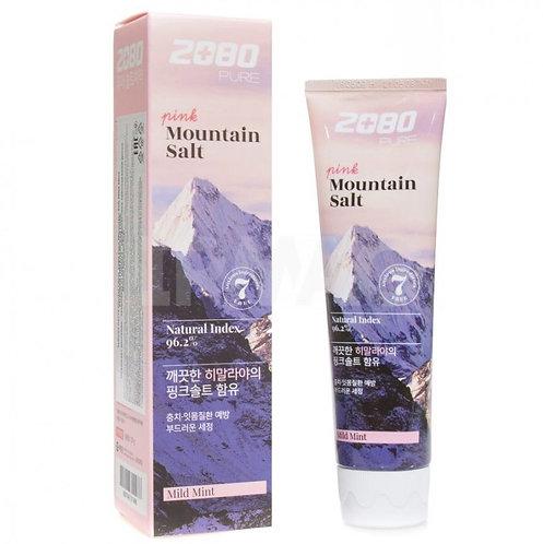 2080 Pure Pink Mountain Salt Toothpaste Зубная паста с розовой гималайской солью