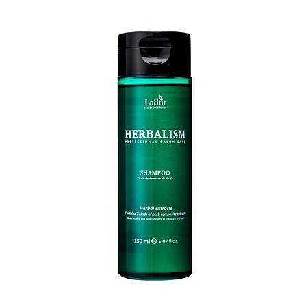 Lador Herbalism Shampoo Слабокислотный травяной шампунь с аминокислотами