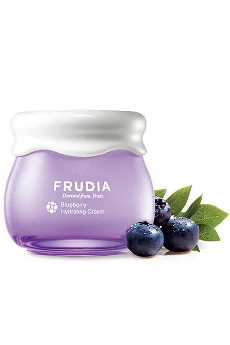 Frudia Blueberry Hydrating Intensive Cream Крем для лица с соком черники