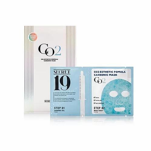 Esthetic House CO2 Esthetic Formula Carbonic Mask Карбокситерапия