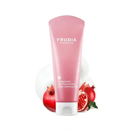 Frudia Pomegranate Nutri-Moisturizing Sticky Cleansing Foam Пенка для умывания