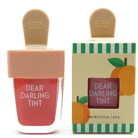 Etude House Apricot Red Darling Water Gel Tint Тинт для губ