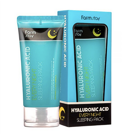 FarmStay Hyaluronic Acid Every Night Sleeping Pack Ночная маска