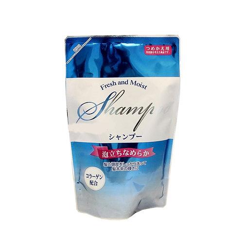 Rocket Soap Fresh & Moist Шампунь для волос Аминокислоты и коллаген