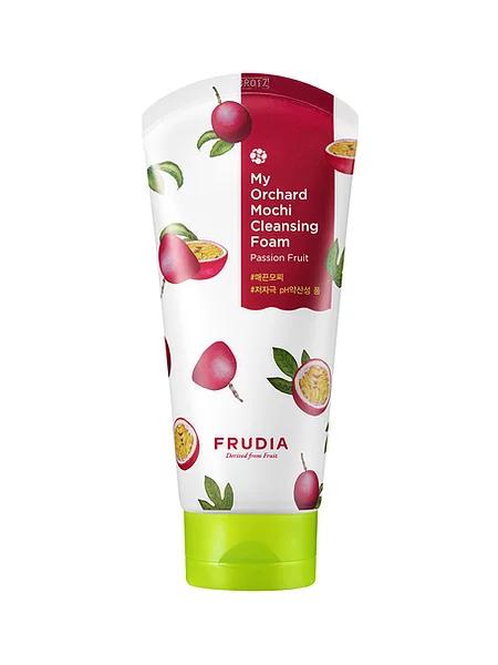 Frudia Passion Fruit My Orchard Cleansing Foam Очищающая пенка-моти