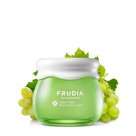 Frudia Green Grape Pore Control Cream Себорегулирующий крем с виноградом