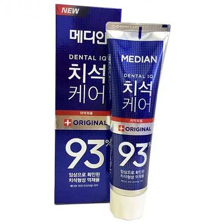 Median Dental IQ 93% Original Зубная паста для всей семьи с цеолитом