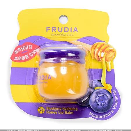 Frudia Blueberry Hydrating Honey Lip Balm Увлажняющий бальзам для губ