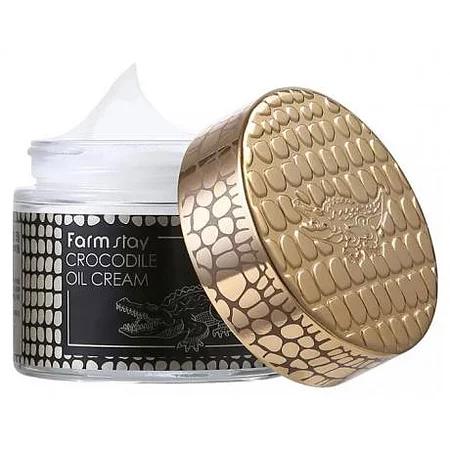 FarmStay Crocodile Oil Cream Крем для лица