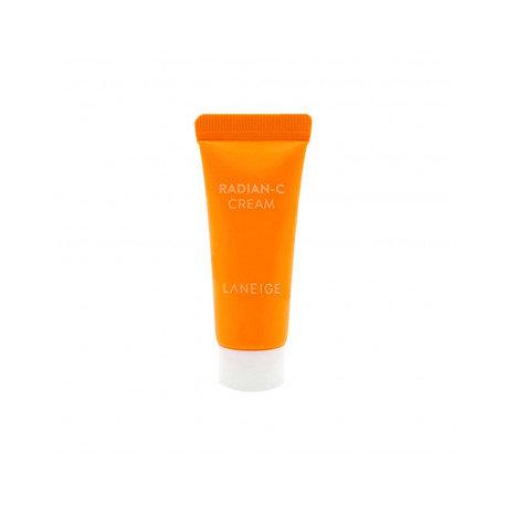 LANEIGE Radian-C Cream Увлажняющий витаминный крем для сияния кожи в миниатюре