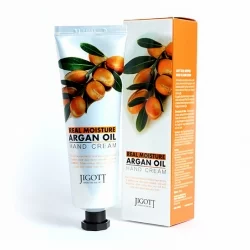 Jigott Real Moisture Argan Oil Hand Cream Крем для рук