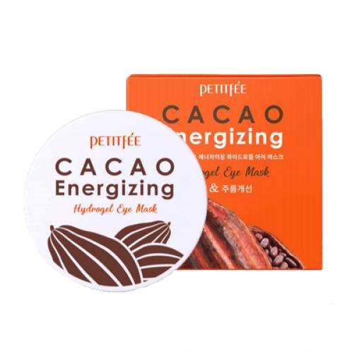 PetitfeeТонизирующие гидрогелевые патчи с какао