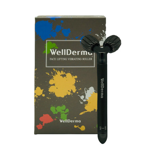 WellDerma Face Lifting Vibrating Roller Массажер для лица