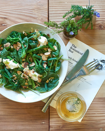 health salad  in Cape Town - food styler and food photographer  Naima Maleika