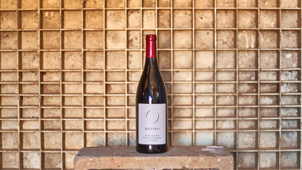 Beverage photography photographed by Naima Maleika for Nativo Wine of Hughes Family Wines