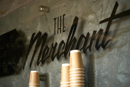 food and beverage photography depicting The Merchant Cafe in Mossel Bay by Naima Maleika