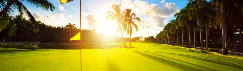 Luxury summer vacation; Tropical Golf Cl
