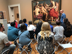 Learning from the docent