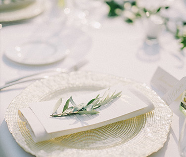 Your Perfect Wedding Menu