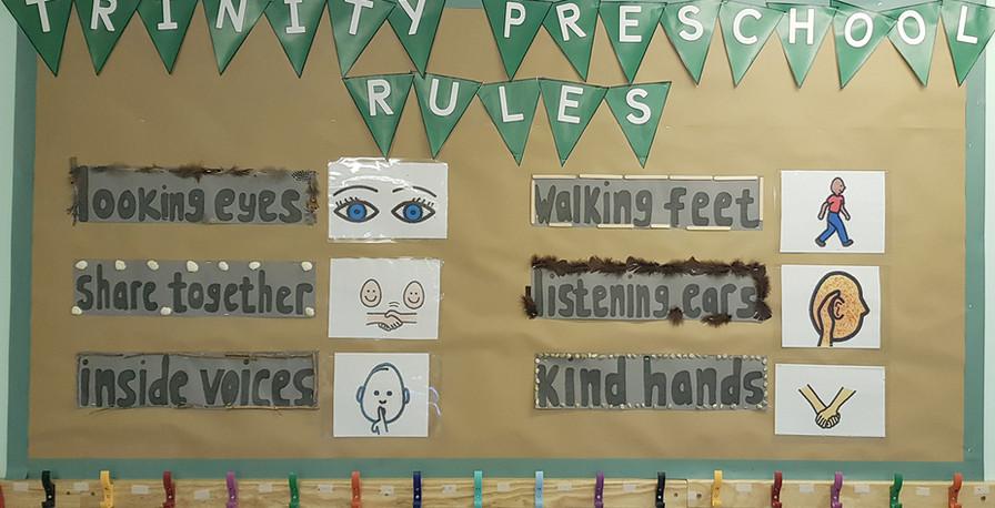 Trinity Pre School our rules board.jpg