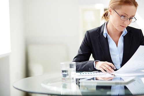 Annual Professional Fee - Certified Bookkeeper