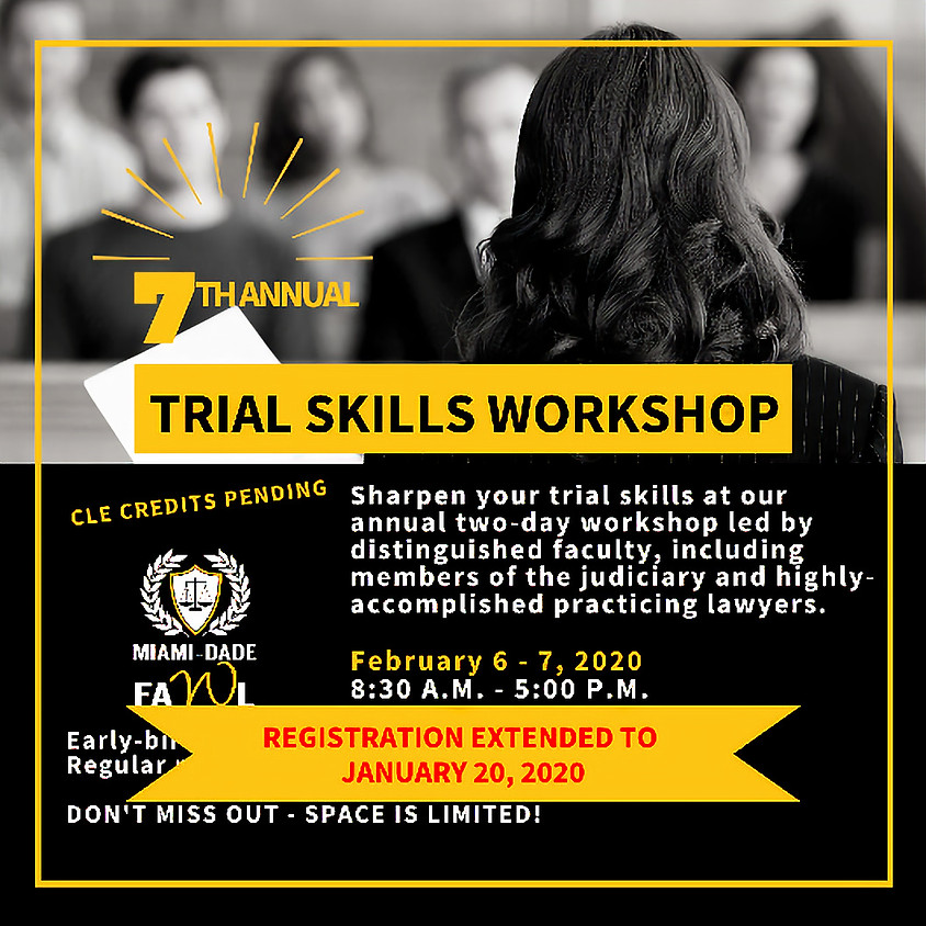 Trial Skills Workshop